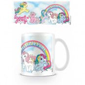 My Little Pony Mugg I Want A Pony Retro