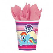 Pappersmuggar My Little Pony - 8-pack
