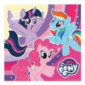 Servetter My Little Pony - 20-pack