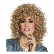 80-tals Club Blond Peruk - One size