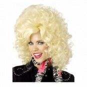 Dolly Parton Peruk - One size