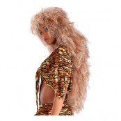 Grottkvinna Ljus Peruk - One size