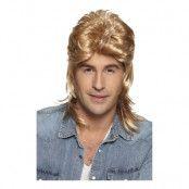 Jimmy Blond Peruk - One size