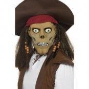 Mask pirat-zombie