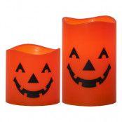 LED-Ljus Halloween - 2-pack