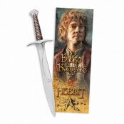 The Hobbit - Sting Sword Penna & Bokmärke