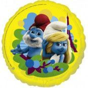 Folieballong - Smurf Classic 45 cm
