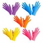 Handskar Korta - Gul