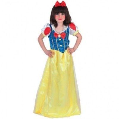 473a4658b6fa Snövit barn maskeraddräkt - Halloweenbutiken