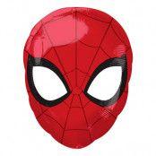 Folieballong Spider-Man Huvud