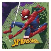 Servetter Spiderman Team - 20-pack