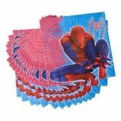 Spiderman Servetter - 20-pack