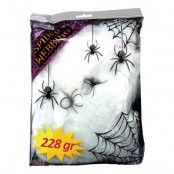 Spindelnät i Påse - 228 gram