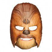 Chewbacca Mask med Ljud