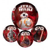 Folieballong Orbz Star Wars The Force Awakens