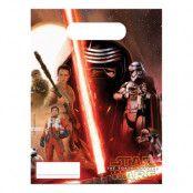 Star Wars The Force Awakens Kalaspåse - 6-pack