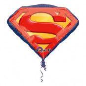 Folieballong Superman Logo