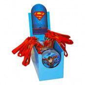 Superman Chokladmedalj