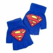 Superman Fingerlösa Handskar - One size