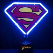 Superman Neonlampa