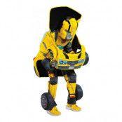 Transformers Bumblebee Transformerbar Barn Maskeraddräkt - Small