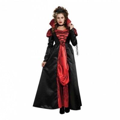 Transylvansk Vampyra Maskeraddräkt - One size