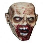 The Walking Dead Biter Zombie Mask - One size