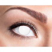 Färgade linser Blind White
