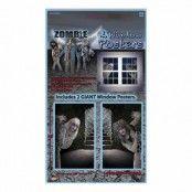 Fönsterposter Zombie