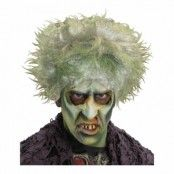 Grön/Grå Zombie Peruk - One size