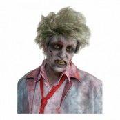 Manlig Zombie Peruk - One size