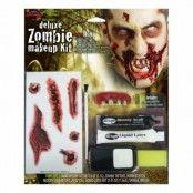 Zombie Deluxe Sminkset