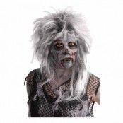 Zombie Punkare Peruk - One size